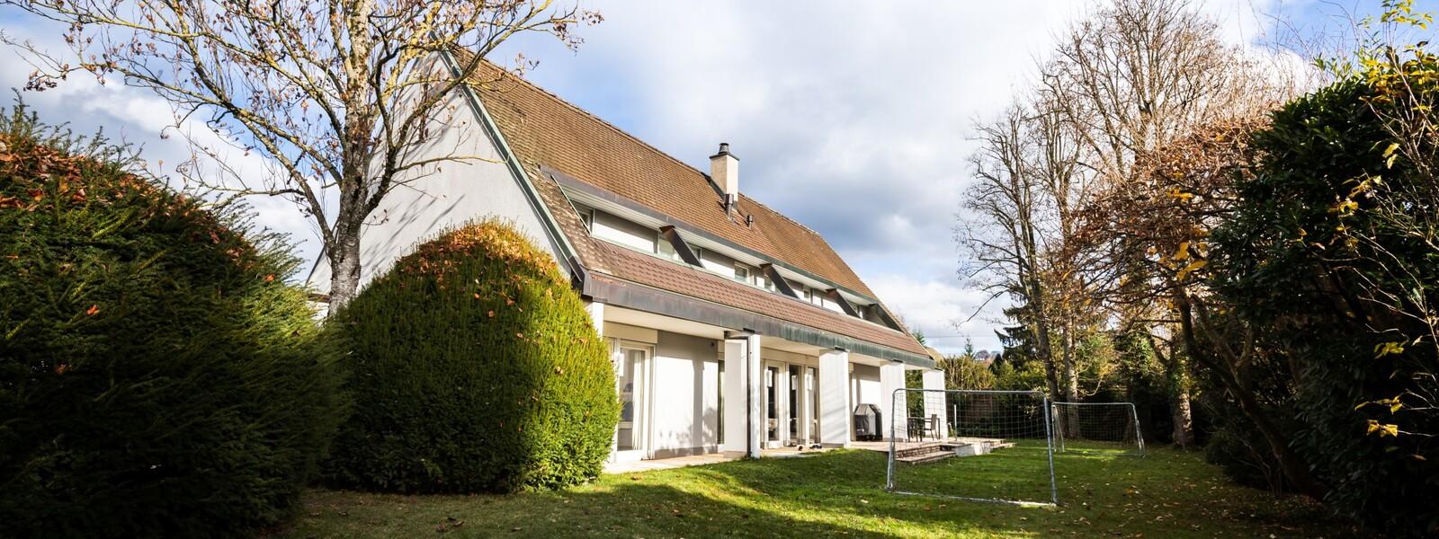 Einfamilienhaus in Lenzburg