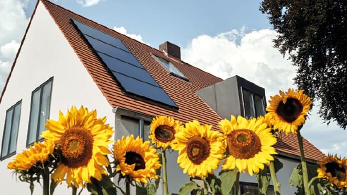 Nutzung von Sonnenenergie