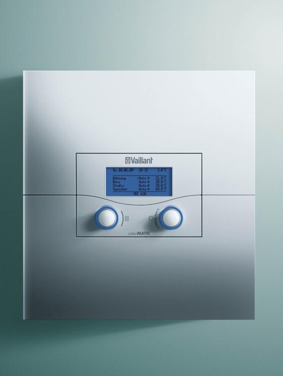 mehrkreis und kaskadenregler calormatic 630 vaillant. Black Bedroom Furniture Sets. Home Design Ideas